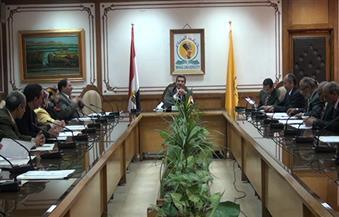 """جامعة المنيا تناقش تنظيم مؤتمر """"رؤية مستقبلية لتعزيز متحدي الإعاقة"""""""