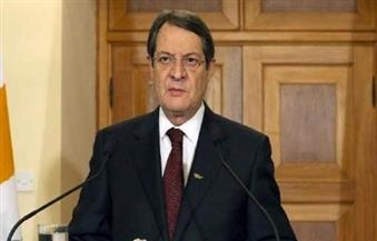 الرئيس القبرصي: يجب تجريد تركيا من وضعها كمرشح محتمل للانضمام إلى الاتحاد الأوروبي