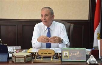 محافظ البحر الأحمر ونائب وزير الزراعة يفتتحان مشروع النهوض بالإبل في شلاتين