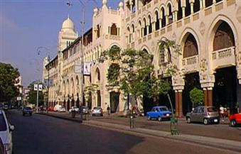 """حي مصر الجديدة يعيد ترميم المباني الأثرية.. ويشكل 3 لجان لأعمال """"الميريلاند"""" و""""غرناطة"""" وتطوير الميادين"""