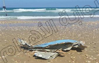 بالصور.. العثور على أجزاء من حطام الطائرة المصرية المنكوبة بسواحل إسرائيل للمرة الثانية