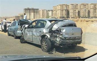 حادثا تصادم علي دائري المنيب.. وكثافات مرورية مرتفعة بمعظم طرق العاصمة