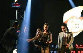 تكريم المغربية إيمان حمداوي في مهرجان النخبة بالقاهرة