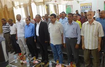 """بالفيديو.. تفاصيل حفل تكريم من ساهموا في مبادرة """"حلوة يا بلدي"""" بمدينة الأقصر"""