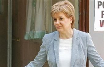 ستيرجن: على جونسون قبول إجراء استفتاء ثان على استقلال إسكتلندا