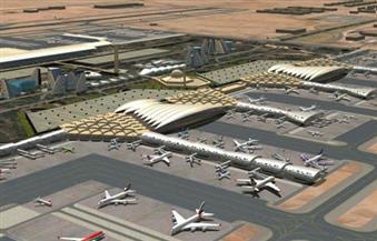 وفد من الطيران المدني السوداني يزور الشركة المصرية للمطارات