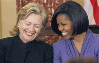 """ميشيل أوباما: كلينتون وحدها تملك """"المؤهلات"""" لرئاسة الولايات المتحدة"""