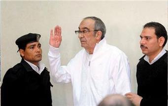 جنايات القاهرة  تقضي ببراءة زكريا عزمى في إعادة محاكمته بقضية كسب غير مشروع