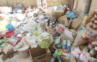 """""""تموين الإسكندرية"""" تضبط عصائر فاسدة في حملة على الأسواق"""