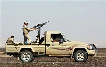 ضبط 3 أشخاص بينهم سودانيان أثناء تواجدهم في منطقة عسكرية بأسوان