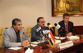 بالصور.. وزيرا الاتصالات والبيئة يشهدان مراسم إطلاق مشروع صناعات إعادة التدوير المستدامة في مصر
