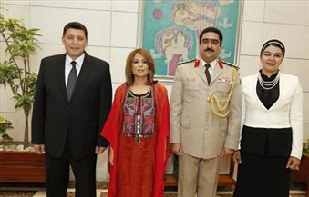 سفير مصر بالأردن: ثورة 23 يوليو ملهمة لحركات التحرر الوطني في العالم