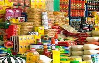 ضبط 1235 قضية تموينية ضمت 27 طن مواد غذائية و2.5 طن كحول ميثانول