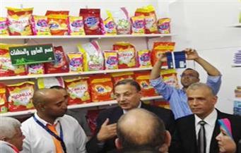 بالصور.. رئيس تجارة السلع من الأقصر: تنفيذ أكبر تعاقد لاستيراد اللحوم ورءوس الماشية الحية من السودان