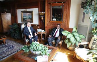 مالاوي تطلب من مصر معاونتها في التصدي للجفاف وتطوير نظم الري
