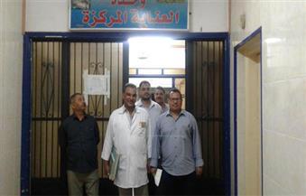 بالصور.. محافظ أسيوط يُحيل عددًا من أطباء مستشفى أبوتيج المركزي للتحقيق لتغيبهم عن العمل