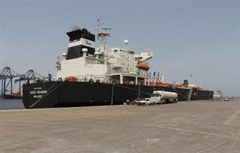 ميناء دمياط يستقبل 6 سفن عملاقة للحاويات والبضائع العامة