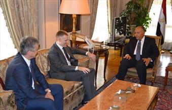 وزير الخارجية يستقبل مرشح الجبل الأسود لمنصب سكرتير عام الأمم المتحدة