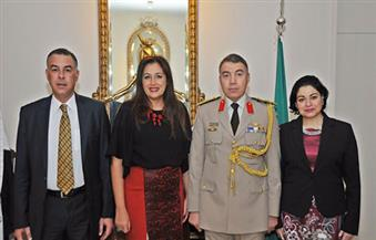 بالصور.. السفارة المصرية فى البرازيل تحتفل بذكرى ثورة 23 يوليو