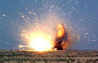انفجار صاروخ في منشأة عسكرية أوكرانية ومقتل ثلاثة
