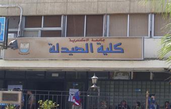 """طلاب """"صيدلة الإسكندرية"""" يُنظمون حملة لتوعية المواطنين بأهمية الفيتامينات"""