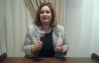 عايدة نصيف: لقاء الرئيس السيسي بالبابا تواضروس يمثل رسالة سلام ومحبة إلى الشعب