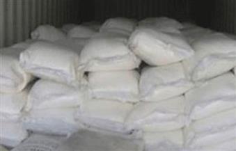 مصادرة 4 أطنان ملح سياحات غير صالح للاستهلاك داخل مصنع للألبان بالغربية