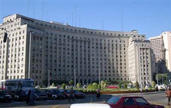 ثلاثة وزراء يبحثون تطوير مبنى مجمع التحرير