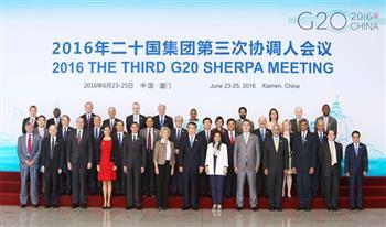 مصر تشارك لأول مرة فى الإعداد لقمة مجموعة العشرين بدعوة من الرئيس الصيني