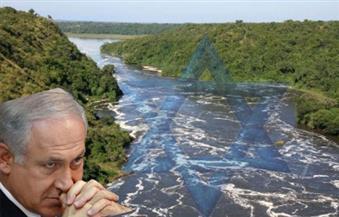 """نجمة داوود الزرقاء تسطع في القارة السمراء.. نتنياهو يلبي دعوة إفريقية لشرب """"نخب"""" مياه النيل"""