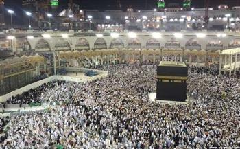 مليونان ونصف المليون مصلٍ يشهدون ختم القرآن بالمسجد الحرام