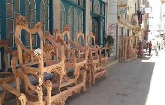 """محافظ دمياط: الانتهاء من المنطقة الصناعية بمدينة """"الأثاث"""" بعد 9 أشهر"""