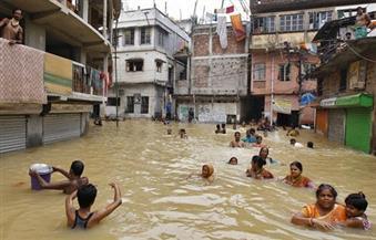 أكثر من 50 قتيلاً جراء فيضانات في الهند
