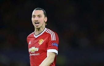 إبراهيموفيتش يعد جماهير مانشستر يونايتد بمشاركة متميزة أمام جالاتا سراي