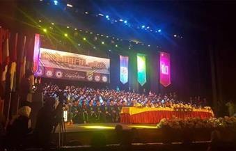 """فى احتفالية """"الأهرام الكندية"""" بالأوبرا.. أحمد النجار يُعلن إنشاء فرع جديد للجامعة خارج العاصمة"""