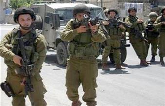 إصابة شاب فلسطيني برصاص قوات الاحتلال الإسرائيلي  في الضفة
