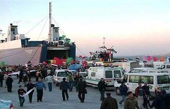 بدء سفر العمالة المصرية بدول الخليج من ميناء سفاجا البحرى
