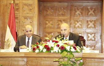 المندوبون المساعدون بهيئة قضايا الدولة دفعة 2011 يؤدون اليمين الدستورية اليوم أمام وزير العدل