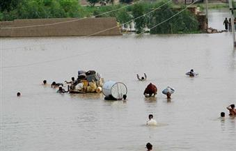 مقتل 15 شخصا بسبب الفيضانات في باكستان