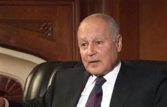 أبو الغيط يبحث مع سلام التطورات بالمنطقة العربية ولبنان