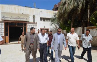 بالصور.. محافظ كفر الشيخ يتفقد عددًا من دور المناسبات.. ويؤكد وضع خطة عاجلة لتطويرها