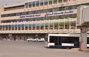 مطار بغداد الدولي يتعرض لهجوم بصاروخين