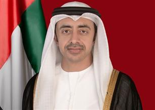 وزير الخارجية الإماراتي يصل واشنطن للتوقيع على معاهدة السلام مع إسرائيل