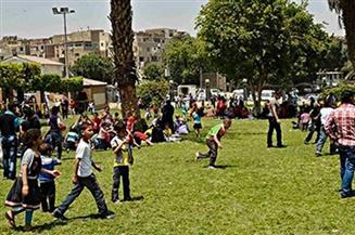 300 حديقة بالعاصمة جاهزة لاستقبال المواطنين طوال أيام العيد
