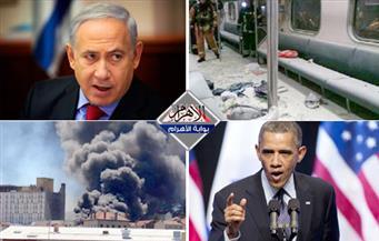 نفي محاولة اغتيال نتنياهو. حريق مستشفى فرنسا. انفجار تايوان. انزعاج أوباما وزوار حديقة الحيوان في نشرة التاسعة