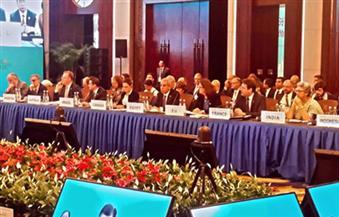مصر تطالب بتعزيز النظام التجارى العالمى المتعدد الأطراف في اجتماع مجموعة الـ 20
