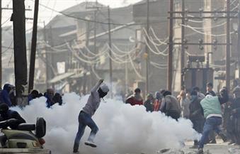 مقتل 11 في اشتباكات بسبب مقتل متشدد في كشمير الهندية