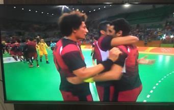 مصر تواجه السويد في كأس العالم لليد