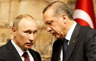 أردوغان وبوتين يبحثان إقامة نقاط المراقبة في إدلب بسوريا