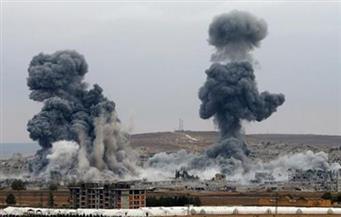 التحالف العربي يدمر رتلا لمليشيات الحوثي في محافظة مأرب اليمنية